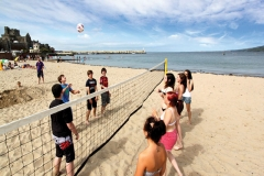 Volleyball at Peel IOM Tourism image