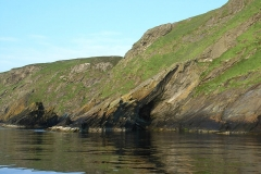 Sea-caves-on-the-Calf-of-Man
