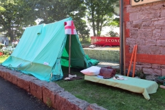 Field-first-aid-station