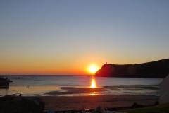 Sunset-Port-Erin-bay-4
