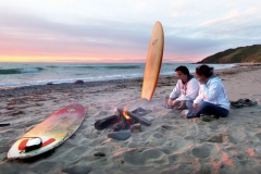 Surfers rest IOM Tourism image