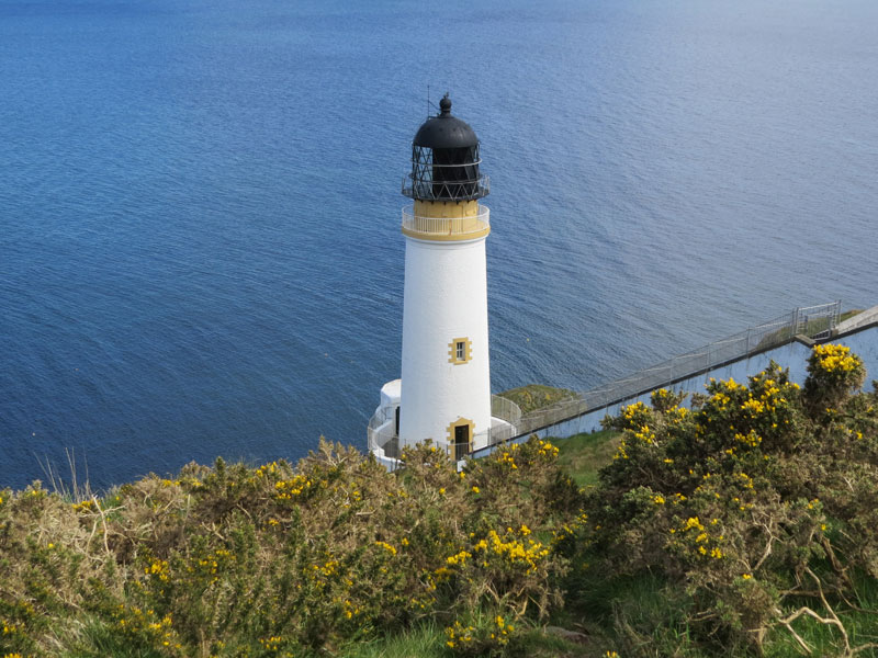 Maughhold-lighthouse