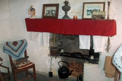 Manx-fireplace