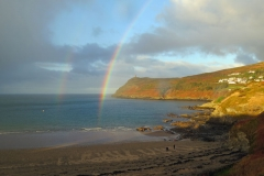 Double-rainbow-over-Port-Erin-2