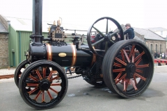 Traction-engine