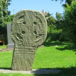 Image of Celtic stone cross